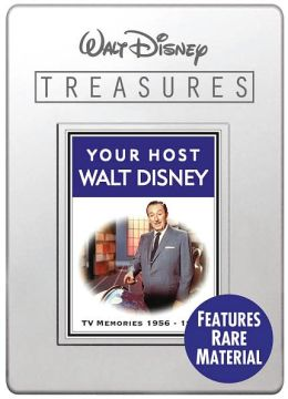 Your Host Walt Disney: TV Memories 1956-1965