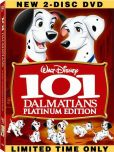 Video/DVD. Title: 101 Dalmatians