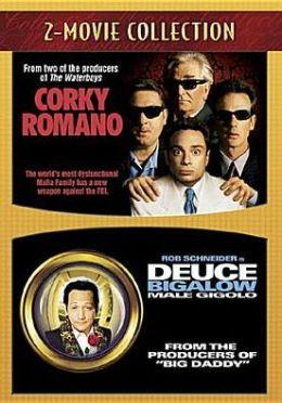 Corky Romano/Deuce Bigalow: Male Gigalo