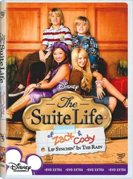 The Suite Life of Zack and Cody - Lip Synchin' in the Rain