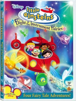 Little Einsteins - Flight Of The Instrument Fairies