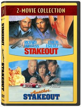 Stakeout & Another Stakeout (2pc)
