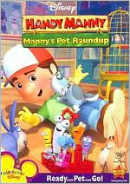 Handy Manny: Manny's Pet Roundup