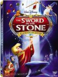 Video/DVD. Title: The Sword in the Stone
