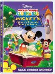 Video/DVD. Title: Mickey Mouse Clubhouse - Mickey's Storybook Surprises