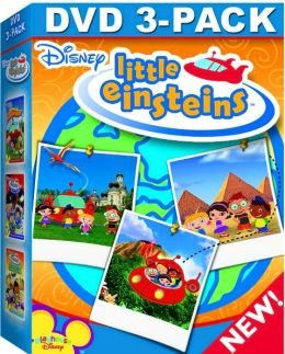 Little Einsteins' My Favorite Adventures Collection - DVD 3-Pack