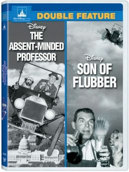 The Absent Minded Professor & Son of Flubber