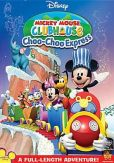 Video/DVD. Title: Mickey Mouse Clubhouse: Choo-Choo Express