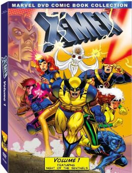 Marvel Comic Book Collection - X-Men - Vol. 1