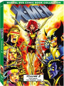 Marvel Comic Book Collection - X-Men - Vol. 2