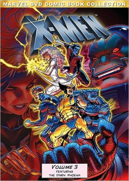 Marvel Comic Book Collection: X-Men, Vol. 3