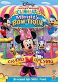 Video/DVD. Title: Mickey Mouse Clubhouse: Minnie's Bow-Tique
