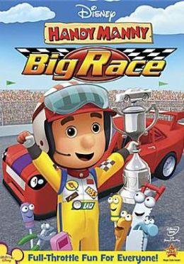 Manny's Big Race
