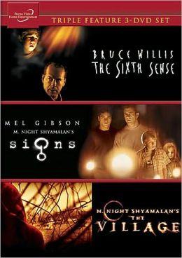 Signs/the Village/the Sixth Sense