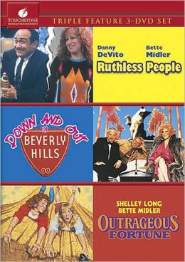 Ruthless People/down and Out in Beverly Hills/Outrageous Fortune