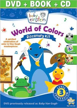 World Of Colors Discovery Kit
