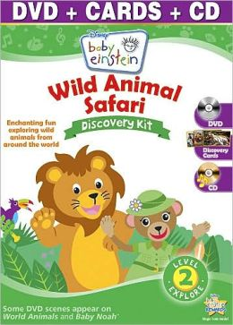 Wild Animal Safari Discovery Kit