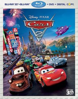 Cars 2 / Cars / Mater's Tall Tales Collection