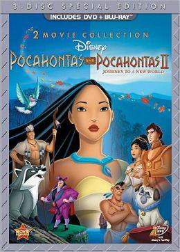 Pocahontas/Pocahontas Ii: Journey to a New World