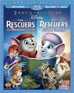 Rescuers /the Rescuers down under