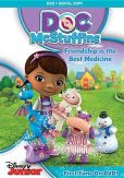 Video/DVD. Title: Doc Mcstuffins: Friendship Is The Best Medicine