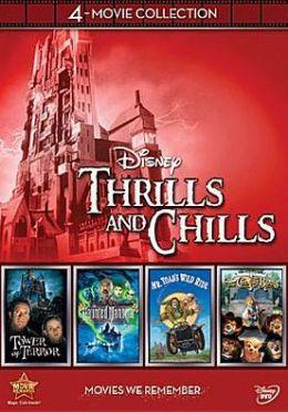 Disney Thrills and Chills: 4-Movie Collection