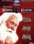 Video/DVD. Title: Santa Clause: the Complete 3-Movie Collection