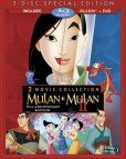 Video/DVD. Title: Mulan/Mulan II