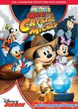 Video/DVD. Title: Mickey Mouse Clubhouse: Quest For Crystal Mickey