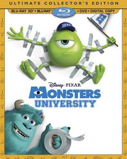 Monsters University Ultimate Collector's Edition