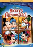 Video/DVD. Title: Mickey's Christmas Carol