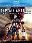 Video/DVD. Title: Captain America: The First Avenger