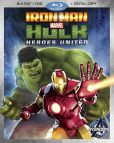 Video/DVD. Title: Iron Man & Hulk: Heroes United