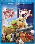 Video/DVD. Title: Great Muppet Caper & Muppet Treasure Island: of