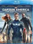 Video/DVD. Title: Captain America: The Winter Soldier