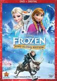 Video/DVD. Title: Frozen: Sing-Along Edition