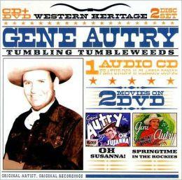 Western Heritage: Tumbling Tumbleweeds