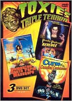 Toxie's Triple Terror, Vol. 1