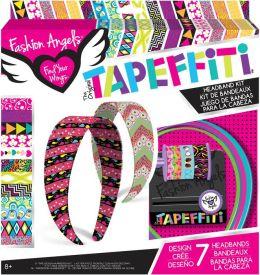 Fashion Angels Tapeffiti Headband Kit