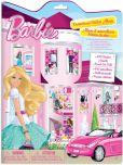Product Image. Title: Barbie Dream House Sticker Set