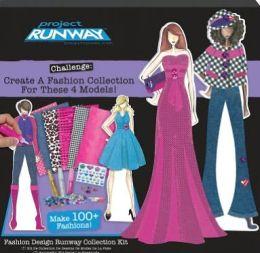 Fashion Angels PR Fashion Design Runway Collection