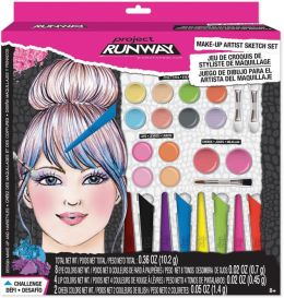 Project Runway Make Up Artist Studio Box Set
