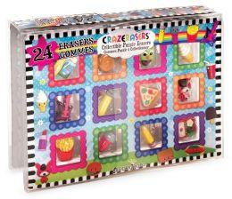 Crazerasers 24pc. Collection Set