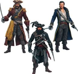 Assassin's Creed Golden Age of Piracy - Pirate 3-pack