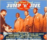 Rare West Coast Jump 'N' Jive 1945-1954