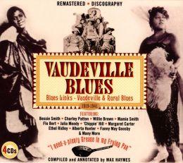 Vaudeville Blues 1919-1941: Blues Links - Vaudeville & Rural Blues