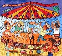 Putumayo Presents: Latin Playground English and Spanish Activity Kit