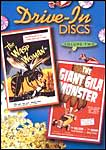 Drive in Discs 2 : Giant Gila Monster / Wasp Woman
