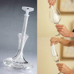 Glassware & Decanter Cleaning Brush Set