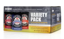 Beer Brewing Refills, International Series Variety Pack